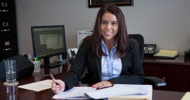 """Jackie Dupler Recognized As """"Top 5 Under 35"""" Attorney"""