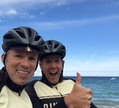 Bike Law Team Members Ride 250 Miles To Lids For Kids Event