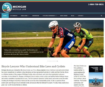 Bicycle Accident Law Website