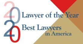 Announcing Lawyer of the Year and Best Lawyers 2020 Recognition