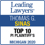 Top 10 Lawyer Leading Lawyers Tom Sinas