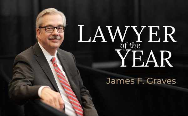 Jim Graves is Lawyer of the Year 2021