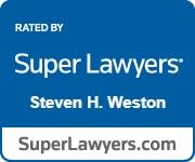 Super Lawyers Steve Weston