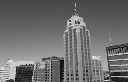 Olds Tower Downtown Lansing