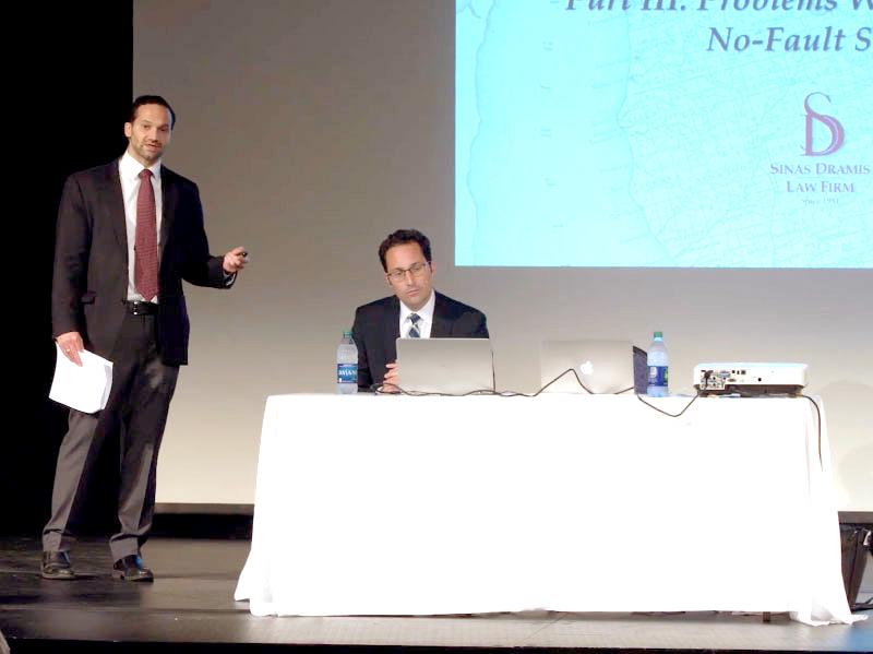 People's Law School Speakers