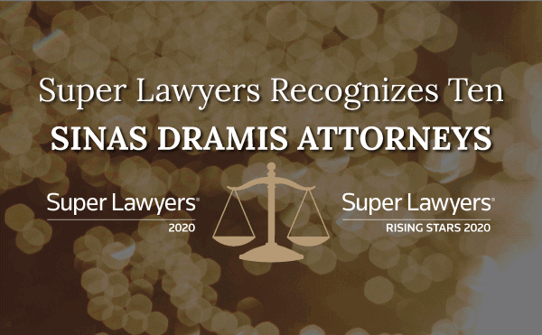 Super Lawyers 2020 Announcement