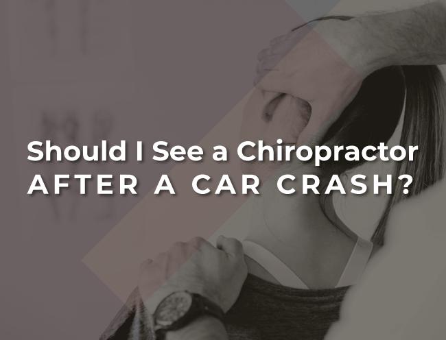 chiropractor with patient