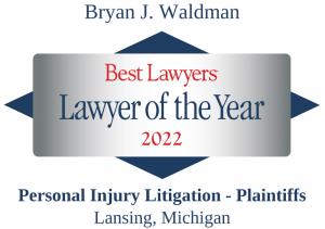 Bryan Waldman Best Lawyers Lawyer of the Year 2022