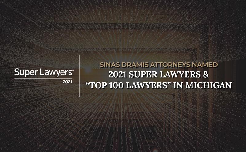 Sinas Dramis Super Lawyers 2021