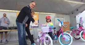 Lansing Bike Helmet Giveaway Helps Protect Kids From Head Injury