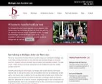 Michigan Auto Law Website