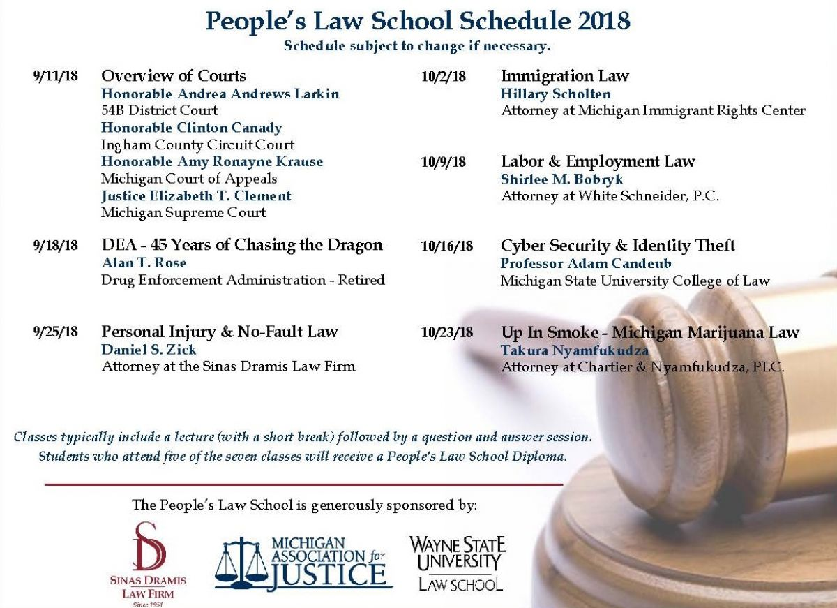 georgetown law curriculum