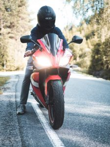 are bluetooth motorcycle helmets safe