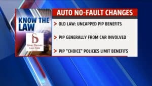 Auto No-Fault Law Changes for Motorcyclists