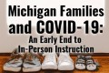 The Impact of COVID-19 on Families in Michigan – Parenting Time, Child Support, Resources