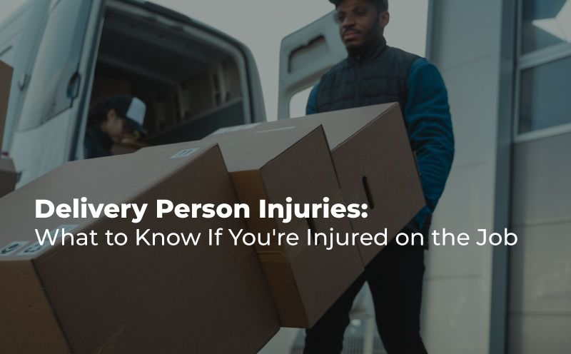 Delivery Person Injuries – Dangerous Properties, Dog Bites, and No-Fault Benefits