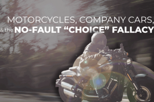 "Motorcycles, Company Cars, and the No-Fault ""Choice"" Fallacy"
