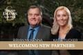 Welcoming New Partners Brian McKenna and Catherine Tucker