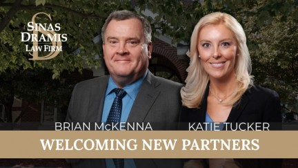 Welcoming New Partners Brian McKenna and Catherine Tucker