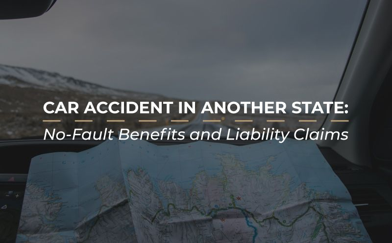 Do I Still Get Michigan No-Fault Benefits if I Was in Car Accident in Another State?