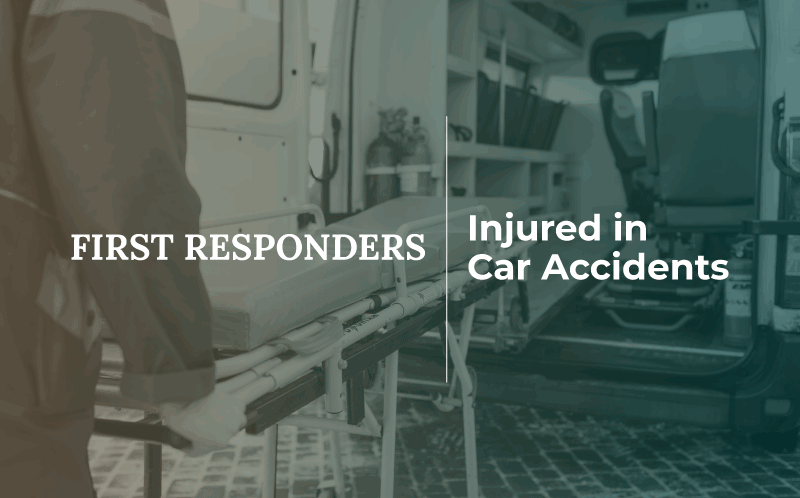 First Responders Injured in Car Accidents