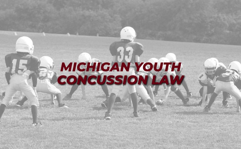 Understanding Michigan Youth Concussion Law