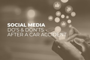 Do's and Don'ts of Social Media After a Car Accident