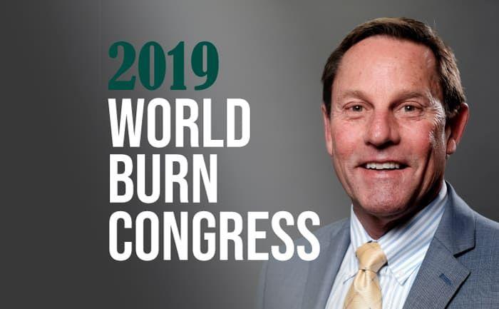 Burn Survivor Attorney Steve Weston Attends 2019 World Burn Congress