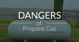 Dangers of Propane Gas – Common Causes and What to Do After a Gas Explosion and Fire