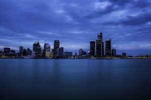 detroit-michigan-skyline
