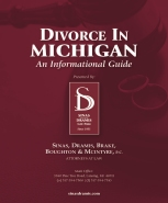 Divorce in Michigan Brochure