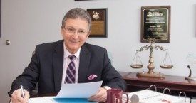"George Sinas Named A ""Top 10"" Michigan Personal Injury Lawyer"