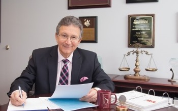 "George Sinas Named ""Top 10"" Michigan Personal Injury Lawyer"