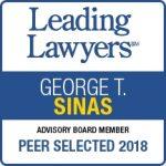 Leading Lawyers George Sinas