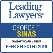 Leading Lawyers George Sinas