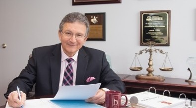 George Sinas Receives Respected Advocate Award from Michigan Defense Trial Counsel