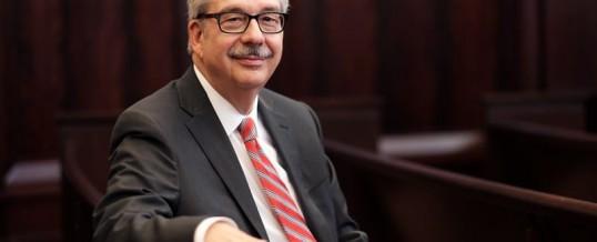 "Jim Graves Named 2017 ""Leader In The Law"""