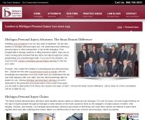 Michigan Personal Injury Law