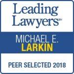 Leading Lawyers Mike Larkin