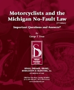 Michigan Motorcycle No Fault Law