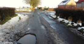 Pothole Damage Reimbursement and Reasonably Repaired Roads