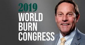 Burn Survivor Attorney Steve Weston Attends 2019 World Burn Congress
