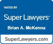 Super Lawyers Brian McKenna