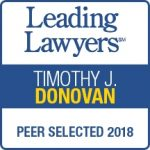 Leading Lawyers Tim Donovan