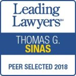 Leading Lawyers Tom Sinas