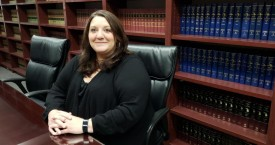 Michigan Lawyer's Weekly Recognizes Alisha Spencer as Unsung Legal Hero